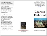 Cathedral - Trifold Brochure