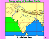 Interactive Map of Ancient India - Graded Quiz at the end - Flash Interactivity